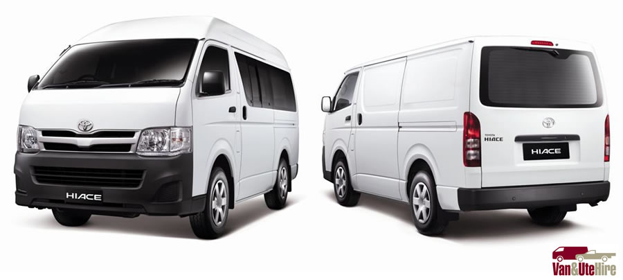 Best place to Hire a Van from in Melbourne